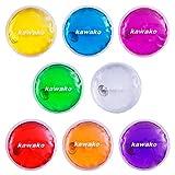 Taschenwärmer 8er Set Multicolor - Rund Handwärmer Heizpad Firebag