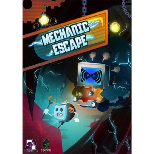 Mechanic Escape auf Englisch