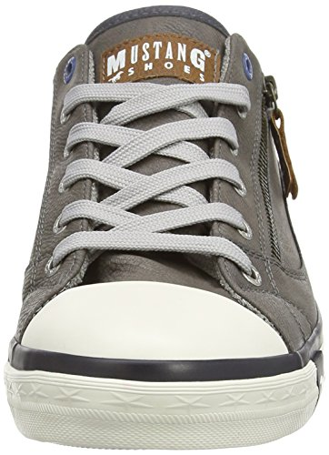 Mustang Herren Sneakers Grau (2 grau)