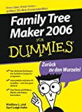 Family Tree Maker 2006 Fur Dummies