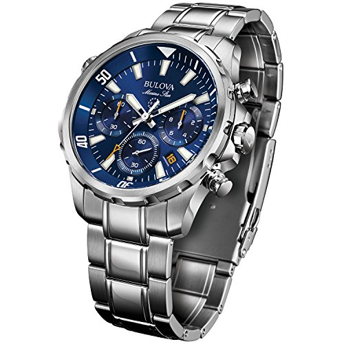 bulova-mens-designer-chronograph-watch-stainless-steel-bracelet-water-resistant-blue-dial-marine-sta