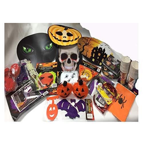 Halloween-Party-Dekorationspaket Halloween-Paket für £23.99
