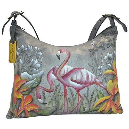 anuschka-equipaje-de-cabina-flamboyant-flamingos-multicolor-605-ffg