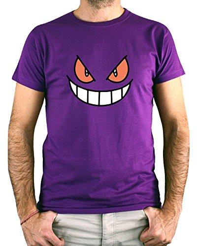 PLANETACAMISETA-Camiseta-Gengar