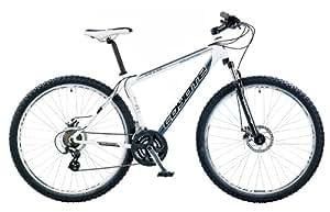 Coyote Men's Everglades 21 Speed Hardtail Mountain Bike - White/Black, 29 Inch