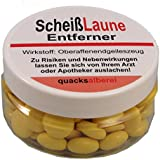 """Lustige Pille """"ScheißLaune Entferner"""" (Traubenzucker)"""