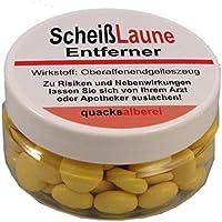 """quacksalberei Lustige Pille """"ScheißLaune Entferner"""""""