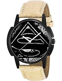 Eraa Super Beige Analog Wrist Watch For Men