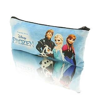 Disney Frozen SISTERS QUEENS COLLECTION estuche de lápices / pequeña bolsa de aseo