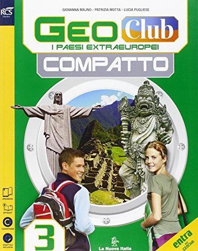 Geoclub compatto. Per la Scuola media. Con e-book. Con espansione online: 3