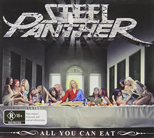 All You Can Eat CD/Dvd by Steel Panther