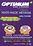 #3: Optimum Educators Vedic Maths - Level 3 - Expert - Quick Calculations - Tricks & Shortcuts For Entrance Exams Educational DVDs