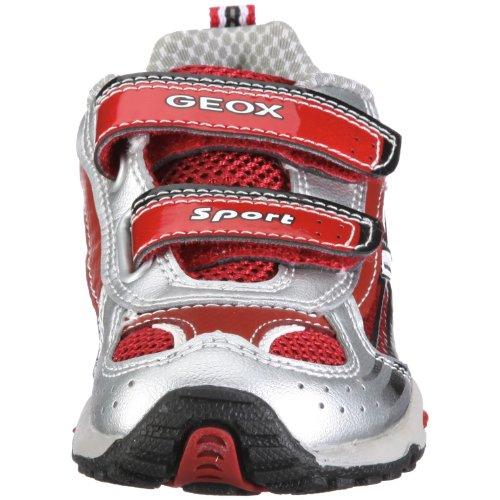 Geox Baby Extra, Baskets Basses garçon Rouge