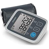 Digital Tensiómetro de brazo, hology Sistema automático de profesional – Tensiómetro y pulso, de arritmia de detección.