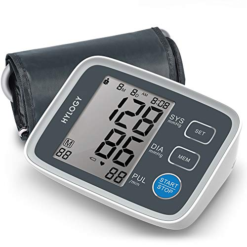 Digitale Sfigmomanometro da braccio, hology Zodiac–tisches professionale Sfigmomanometro e cardiofrequenzimetro, aritmie rilevamento,...
