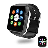 Smartwatch android Uhr Phone watch – Evershop Support SIM Watch Phone for Android Samsung Galaxy S8/S7/S6/S5/Note7/Note5/Note4 HTC Sony LG Xiaomi Huawei ZUK and iPhone