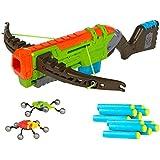 Zuru - Bug Attack Ballesta & 2 Creepeez & 12 dardos (ColorBaby 44206)