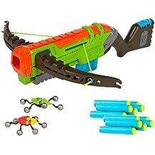 X-Shot - Ballesta Bug Attack, 2 Creepeez y 12 dardos (ColorBaby 44206)