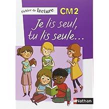 Je lis seul, tu lis seule CM2