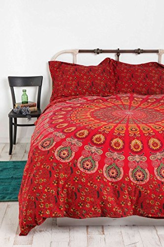 red-mandala-duvet-cover-throw-cotton-indian-bedding-quilt-cover-reversible-cotton-doona-cover-queen-