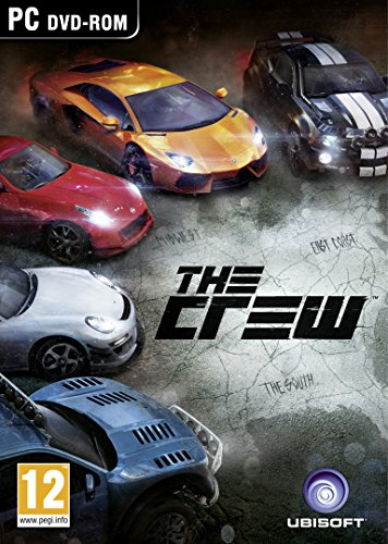 The Crew (PC DVD) 51mhCv5xfKL