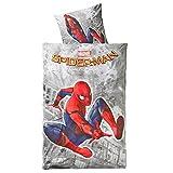 Kinderbettwäsche Spiderman (135x200)