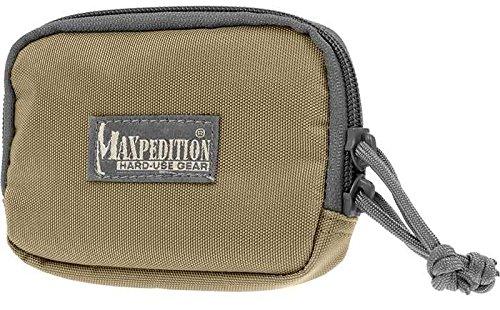 Maxpedition Hook-&-Loop 5 x 7 Zipper Pocket -