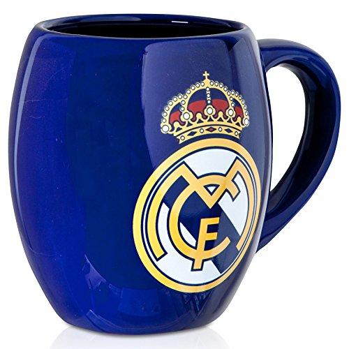 Real Madrid Club de fútbol taza de té tina deporte blanco