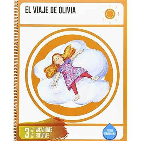 Cuaderno de Vacaciones 3º  Primaria- El Viaje de Olivia
