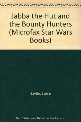 Star Hüte Wars (Jabba the Hut and the Bounty Hunters (Microfax