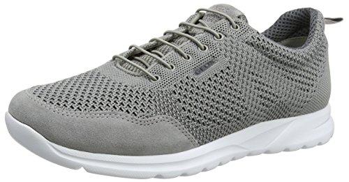 Geox U Damian D, Sneakers Basses Homme