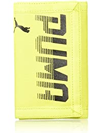 Puma Nrgy Yellow-Black Men's Wallet (7471606)