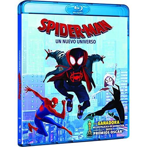 Spider-Man: Un Nuevo Universo [Blu-ray] 11