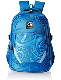 Giordano 27 Ltrs Blue Laptop Backpack (GD6340SBL)