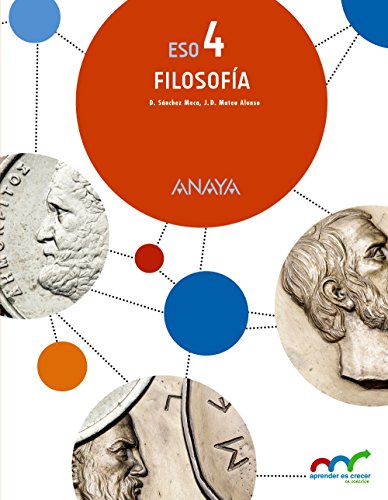 Filosofía 4. (Aprender es crecer en conexión) - 9788469811498 por Diego Sánchez Meca