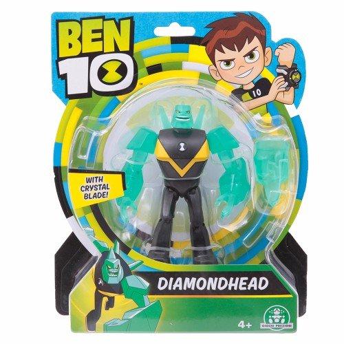 Ben 10 Action Figures - Diamond Head