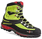 KayLand Men's Shoes moutaineeering Apex Rock GTX blecl-lime Size: 4