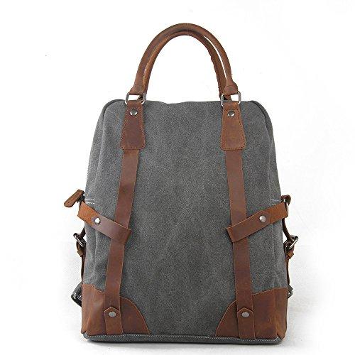 Neue, Retro, Persönlichkeit, Mode, Reisetasche, Tasche, Beutel von Leinwand, B0080 -