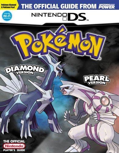 Official Nintendo Pokemon Diamond Version & Pearl Version Player's Guide by Nintendo Power (2007-04-22) (Pokemon Pearl Version)