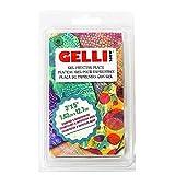 Gelli Arts - Placa de impresión de Gel para Estudiantes, 12,7 x 12,7 cm