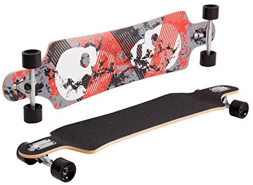 SportPlus Concave Double Kick Paradise Skateboard