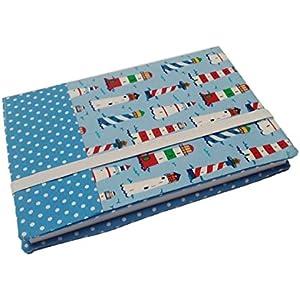 Handmade Buchkalender Terminplaner 2017