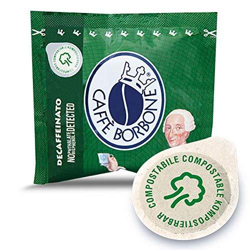 Caffè borbone cialde miscela dek - confezione da 150 pezzi cialde - compatibile e.s.e.® dm 44