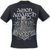 Photo de Amon Amarth Skullship T-Shirt Manches Courtes Noir par Amon Amarth