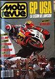 MOTO REVUE [No 2843] - GP USA : LA LECON DE LAWSON. MOTOCROSS : DE PLUS BAYLE......