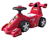 #3: EZ' PLAYMATES BABY RIDE ON FORMULA CAR RED