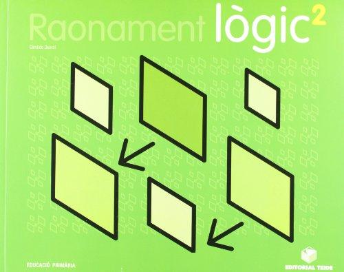 Raonament lògic. Quadern 2 - Cicle inicial - 9788430775880