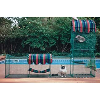 Kittywalk Town-&-Country Pet Enclosure 51mhUEVSmXL