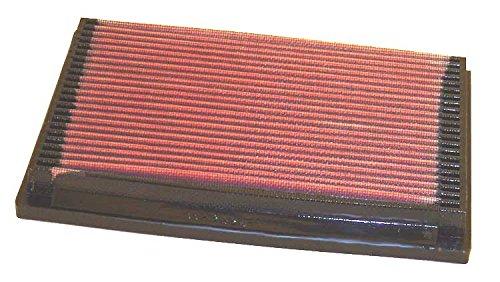 K & N sportluftfilter 33–2026, intercambio filtro de aire para coche