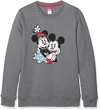 Disney ragazza felpa bambina abbigliamento for Amazon abbigliamento bambina